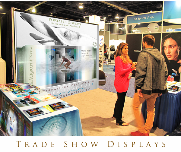 DEMA Show Displays Design and Production
