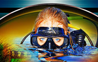 UNDERWATER WEB DESIGN ...Dive Industry Promotion and Aquatic Scenery Designs