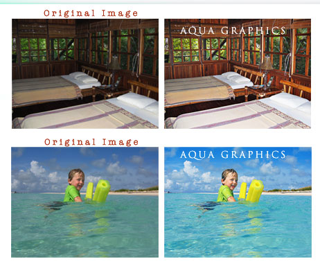Expertise in Photo Color Corrections CMYK-RGB...WEB or Print for Special Markets.