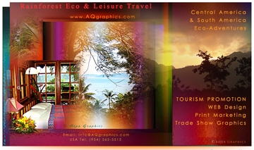 Creative Designers For Jungle Lodge Website