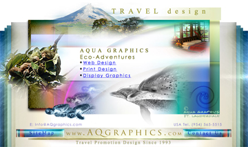 Experienced Designers For Tropical Adventure Tour Website